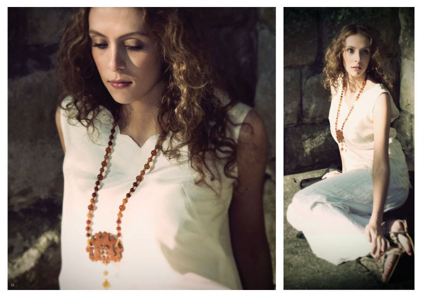 Like a butterfly, the Maya May Spring/Summer collection is alive with colour and delightful in its design.