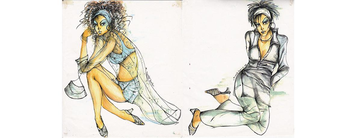 Maya May Illustrations